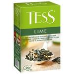 Чай зеленый Tess Lime 90г