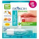 Бальзам Биокон От трещин и простуды на губах  4.6г
