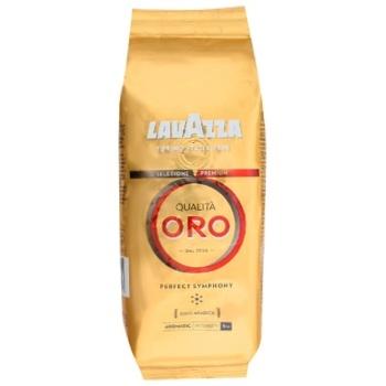 Кофе Lavazza Qualita Oro в зернах 250г - купить, цены на Метро - фото 1