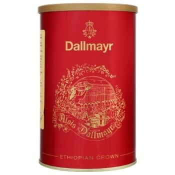 Кава Dallmayr Ethiopian Crown мелена 250г
