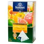 Sonnet Tea Poetry Green Tea Citrus Mix 20pcs 2g