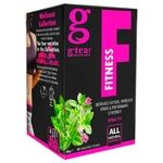 G'tea Fitness Green Tea with herbs 20pcs 1.5g