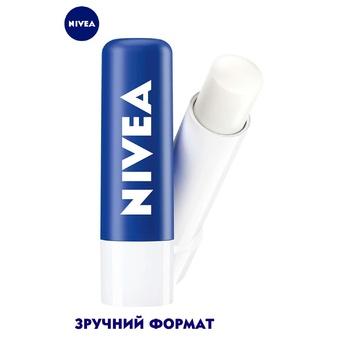 Бальзам Nivea Базовый уход для губ 4,8г - купить, цены на ЕКО Маркет - фото 4