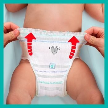 Pampers Premium Care Pants Diaper Size 6 Extra Large 15+ kg 31pcs - buy, prices for Auchan - photo 4