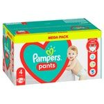 Pampers Pants Size 4Diapers 9-15kg 108pcs