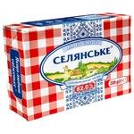Масло Селянское сладкосливочное экстра 82% 200г