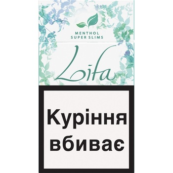 Сигареты Lifa Menthol Super Slims