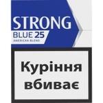Цигарки Strong Blue 25 KS