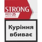Цигарки Strong Red KS
