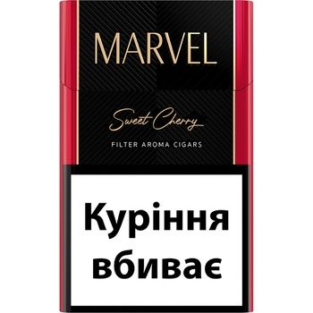 Сигариллы Marvel Sweet Cherry KS