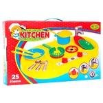 Игровой набор Technok  Кухня 25 Элементов