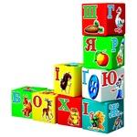 Іграшка Технок кубики абетка