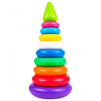 Іграшка Technok Пірамідка - купити, ціни на Ашан - фото 1