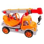 Technok Mobile crane Toy