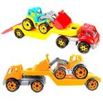 Игрушка Technok Автовоз с трактором