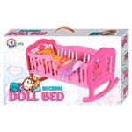 Technok Toy Cradle with bed linen