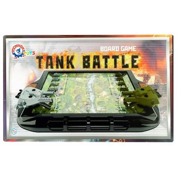 Technok Tank Battle Table game