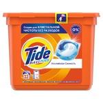 Капсули для прання Tide Все-в-1 Альпійська свіжість 23шт