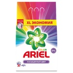 Стиральный порошок Ariel Color автомат 4,5кг