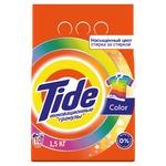 Tide Color Automat Laundry Powder Detergent 1,5kg