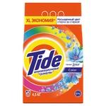 Пральний порошок Tide Color Lenor Touch of Scent автомат 4,5кг
