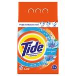 Пральний порошок Tide Lenor Touch of Scent автомат 2,4кг