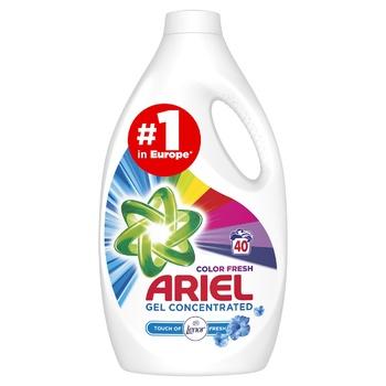 Гель для стирки Ariel Touch Of Lenor Color 2,2л