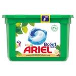 Капсули для прання Ariel Pods Все-в-1 Олія Ши 18 шт