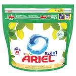 Капсули для прання Ariel Все-в-1 Масло Ши 35шт