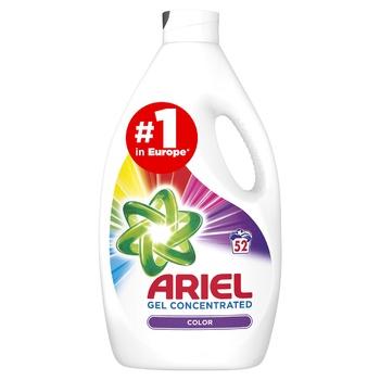 Гель для стирки Ariel Color 2,86л - купить, цены на Метро - фото 1