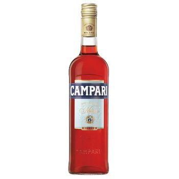 Настойка горькая Campari 25% 1л
