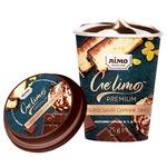 Limo Ge'limo Lviv Syrnik Chocolate Flavor and Raisins Ice Cream 75g
