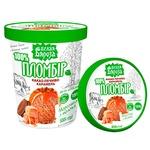 Мороженое Белая Бяроза какао-карамель-печенье 555г