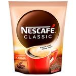 Кофе NESCAFÉ® Classic Crema растворимый 100г