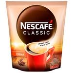 Кофе NESCAFÉ® Classic Crema растворимый 50г