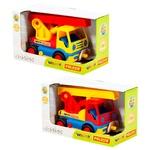 Polesie Basic Toy Fire Truck