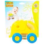 Polesie Elephant Baby Flu Car Toy