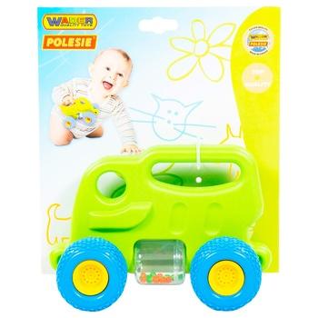 Іграшка Полесье Вантажівка Бебі Гріпкар