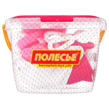 Игрушка Polesie набор детской посуды на 4 персоны