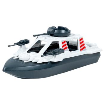 Іграшка Polesie катер прикордонний - купити, ціни на Novus - фото 1