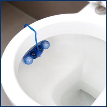 Блок Бреф Цветная вода Лаванда 2х50г - купить, цены на МегаМаркет - фото 2