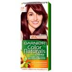 Фарба для волосся Garnier Color Naturals з 3-ма оліями №4.6 Дика вишня