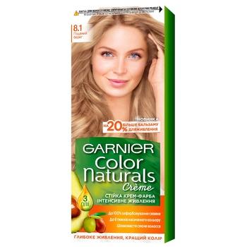 Краска для волос Garnier Color Naturals №8.1 Песчаный берег