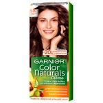 Краска для волос Garnier Color Naturals Creme с 3-мя маслами 5.00 Глубокий шатен
