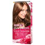 Garnier Color Sensation 6.0 Light Natural Brown Hair Color