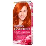 Крем-краска для волос Garnier Color Sensation №7.40 Насыщенный медный