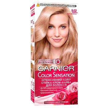 Garnier Color Sensation 9.02 Blond Hair Color - buy, prices for CityMarket - photo 4