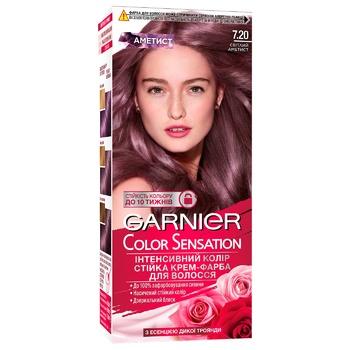 Garnier Color Sensation 7.20 Hair Color - buy, prices for CityMarket - photo 4