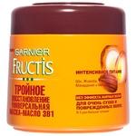 Маска-масло Garnier Fructis Потрійне Відновлення 300мл