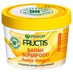 Маска Garnier Fructis Superfood Банан для сухого волосся 390мл